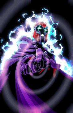 Master of Magnetism by ~Blackbat13 on deviantART