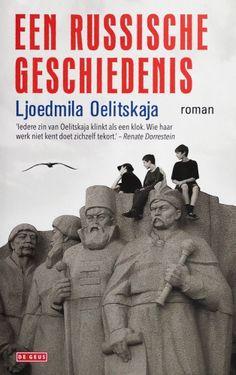 Een Russische geschiedenis - Ljoedmila Oelitskaja
