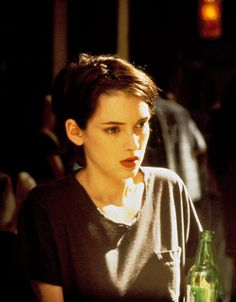 Winona Ryder as Lelaina Pierce in Reality Bites, 1994.