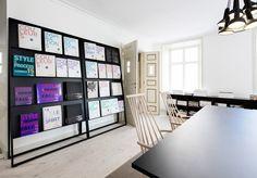 Centro Internacional para la Creatividad de Copenhague by http://helleflou.dk/