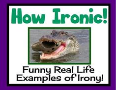 Printables Identifying Irony Worksheet identifying irony worksheet abitlikethis funny real life examples of presentation