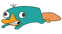 Perry. Perry the Platypus.