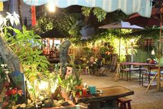 This seriously is the best hostel ever! So glad it made the list of top 10 hostels in the world! 6 - Aoi Garden Home, Chiang Mai, Thailand www.hostelworld.c...