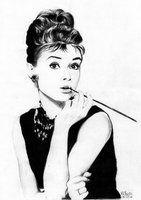 Audrey Hepburn in Colazione da Tiffany  <3