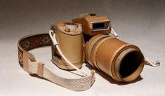 Cardboard camera... amazing...