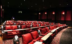 Pictured here in one of the larger halls at the AMC Dine-In Theatre Marina & AMC Movie Theaters - can recliners entice theater-goers? | 300 ... islam-shia.org