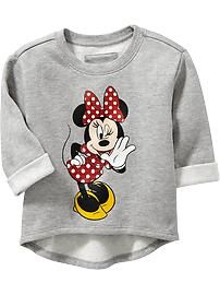Disney© Minnie Mouse Sweatshirts for Baby