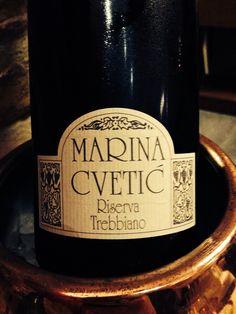 Riserva Trebbiano - Marina Cvetic - Trebbiano d'Abruzzo