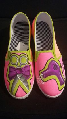 Check out this item in my Etsy shop https://www.etsy.com/listing/206141212/ooak-hand-painted-shoes