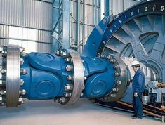 Tech Discover Coupling between Turbine and Generator Marine Engineering, Engineering Technology, Electronic Engineering, Mechanical Engineering, Electrical Engineering, Heavy Construction Equipment, Heavy Equipment, New Industries, Heavy Machinery