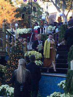 Ginnifer | 2016 Candlelight Processional - 3rd December 2016 #Disneyland