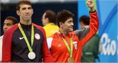 Piedra OnLine: ¡Emocionante! Sólo él pudo vencer a Phelps en Río ...