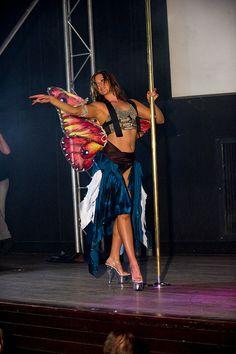 Мисс секси 2009 pole dance