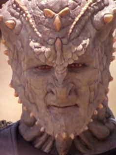 """Remata'Klan -- from the brilliant DS9 episode """"Rocks and Shoals."""""""