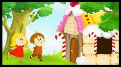Hansel et Gretel - Conte sonore Seulement le son ! 16 min. image fixe