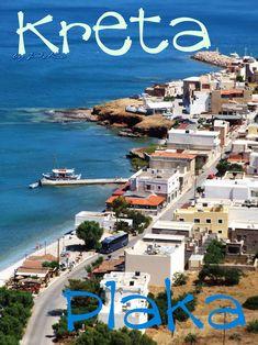 Besuche mit uns das trendig traditionelle Fischerdorf Plaka auf der griechischen Insel Kreta