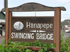 Hanapepe Swinging Bridge | Kauai.com