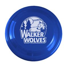 "Our 9"" Promotional Frisbees Custom Dog Safe Toys are the ultimate promotional pet product! Extra large space for your logo. 9"" in diameter and made from sturdy polypropylene. FDA Complaint, safe for food contact and pet & child safe.Bring this great custom printed frisbee with you & your dog to the park to have a fun toss & fetch game! The ultimate flying disk for picnic and summertime outdoor fun! Choice of 5 different colors or you may select an assortment."