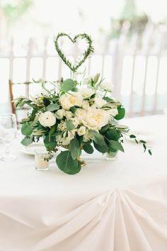 Sweet heart detail: http://www.stylemepretty.com/little-black-book-blog/2015/02/23/elegant-calamigos-ranch-wedding/   Photography: Sara Lucero - http://www.saralucero.com/