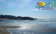 Quem conhece a Barra do Aririú em Palhoça. Um dos belos lugares do litoral catarinense - www.belasantacatarina.com.br/palhoca