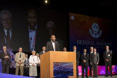 Called to Serve: Chambo elected GS | Church of the Nazarene