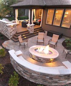 Nice 70+ Gorgeous Patio Garden Furniture Ideas https://roomaniac.com/70-gorgeous-patio-garden-furniture-ideas/