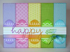 Snippets By Mendi: A couple Papertrey Ink Easter & Wedding Cards