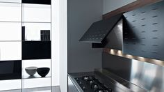 Cappa Pensile by valcucine