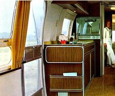 These are photos taken from several 'The Airstream Story' brochures. Airstream Caravans, Airstream Camping, Travel Trailer Camping, Airstream Remodel, Airstream Renovation, Airstream Interior, Travel Trailer Remodel, Vintage Airstream, Vintage Travel Trailers