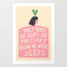 Women's March Poster 2017 Art Print https://society6.com/product/womens-march-poster-2017_print?curator=lisacasineau