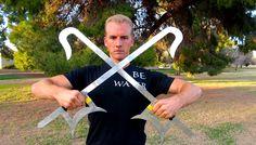 Tiger Hook Swords - 4 Key Skills - Shaolin Kung Fu