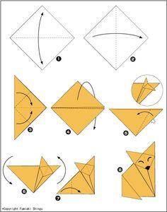 Çocuğunuzun yaratıcılığını geliştirecek 20 basit origami yapımı