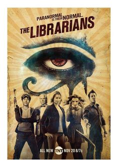 The Librarians (TV Series 2014- ????)