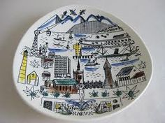 Inger Waage. Stavanger, Decorative Plates, Cups, Tableware, Home Decor, Scale, Mugs, Dinnerware, Decoration Home