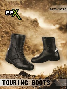 Short Touring Boots