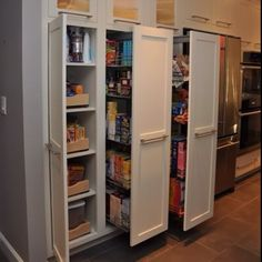 Slide Out Pantry | slide out pantry.