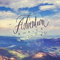 Adventure - wanderlust