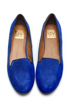 Dolce Vita Gilly Slipper in Blue $79