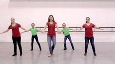 Our wonderful choreographer, Melissa Schott, has created some exciting dance moves you can teach your students to do. As always, she suggests altering and ad...
