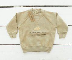 Golden Crown organic  cotton  sweater