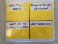 4 square assessment