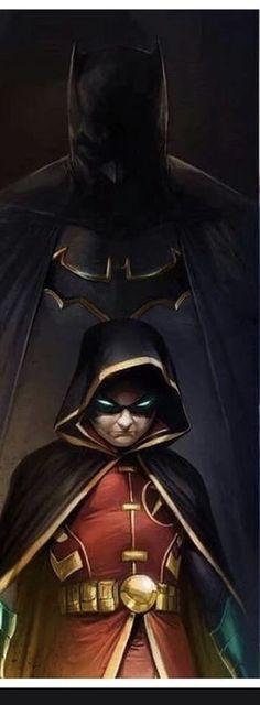 Bat and Rob