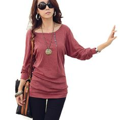 Fashion Womens Buttons Decor Front Boat Neck Ribbed Trim Spring Top, Small, Fuchsia Fancy Dress Store,http://www.amazon.com/dp/B00IPFVE7A/ref=cm_sw_r_pi_dp_zfXutb07G3PBGGCV