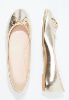 PARFOIS Ballet pumps - metallic for £11.99 (10/05/17) with free delivery at Zalando