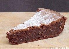 Le gâteau au chocolat fondant de Nathalie de Trish Deseine