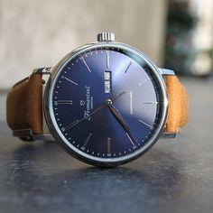 (229) Fancy - Fromanteel Generations Series Day Date Blue Watch
