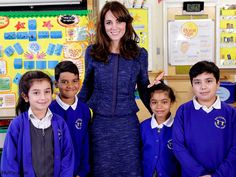 Duchess Kate champions mental wellness for the young.
