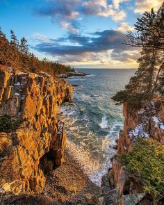 Acadia National Park at Maine is Gorgeous (@maineisgorgeous) on Instagram by (@aybars.png)
