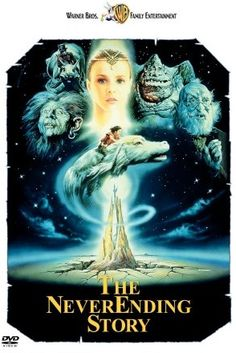 The NeverEnding Story - Yep this one too!