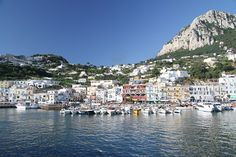 Capri, Italy. This place is breathtaking